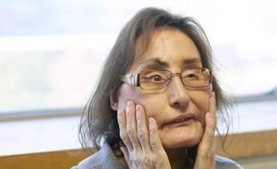 Connie Culp, en septembre 2010, après sa greffe de visage.