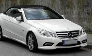 Un exemple de Mercedes classe E cabriolet.