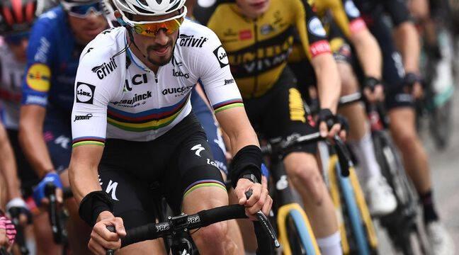 Tour de Lombardie EN DIRECT : La longue échappée est reprise… Alaphilippe et les autres favoris aux avant-postes…
