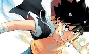 «Radiant», le manga 100% français de Tony Valente, a été adapté en animé... par les Japonais