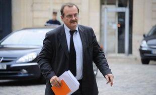 Jean Francois Carenco, le 22 octobre 2010 à Matignon, lorsqu'il était encore directeur de cabinet de Jean-Louis Borloo au ministère de l'Ecologie.