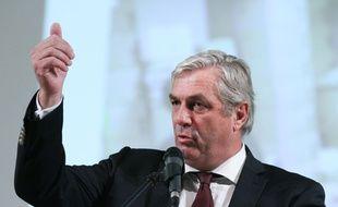 François Sauvadet, vice-président de l'UDI a dit oui jeudi à la main tendue d'Alain Juppé.
