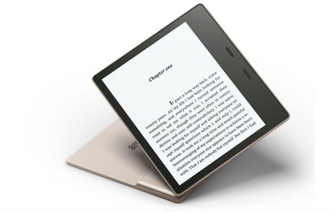 La nouvelle liseuse numérique Kindle Oasis 2019.
