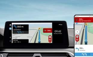 TomTom AmiGO est disponible sur Android Auto
