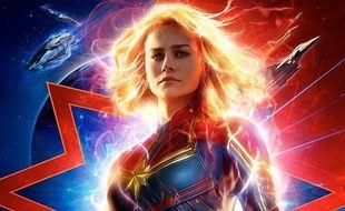 «Captain Marvel», premier film de super-héroïne Marvel après dix ans d'attente, il était temps