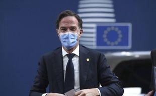 Le premier ministre des Pays-Bas, le libéral Mark Rutte.