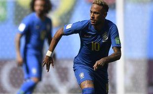 Le brésilien Neymar.