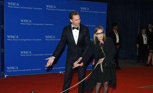 Tom Hiddleston, Carrie Fisher... et Gary