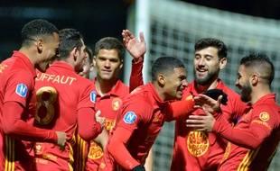 Rodez a accédé à la Ligue 2 en avril dernier.