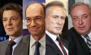 Les nouveaux membres du gouvernement, nommés lundi 22 mars 2010.