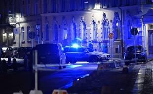 Après la tentative d'incendie de la synagogue de Göteborg, trois personnes ont été arrêtées.