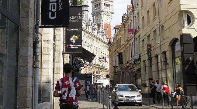 Coronavirus à Lille: «On ouvrira à 9 heures au lieu de 10», annoncent les commerçants pour s'adapter au couvre-feu