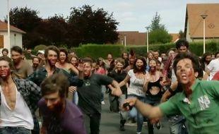 Une invasion de mort-vivants à Caen dans God Bless Zombie.