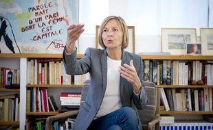 Marielle de Sarnez, vice-présidente du Mouvement démocrate (MODEM), le 23 juin 2013 à Paris.
