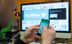 Poster des messages hargneux sur Twitter augmenterait le risque de crise cardiaque.