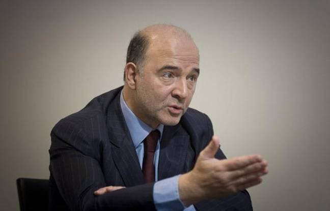 Interview de Pierre Moscovici, à Paris, le 16 fevrier 2012.