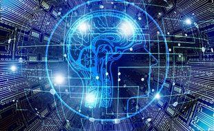L'IA développée par IBM s'est révélée moins convaincante que l'humain (illustration).