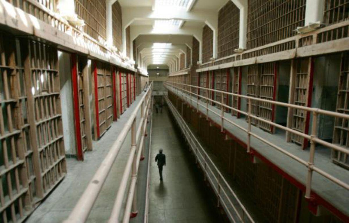 Illustration prison. – ROBYN BECK AFP