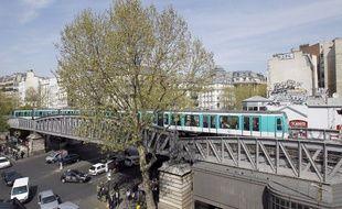 La station de métro Barbès-Rochechouart