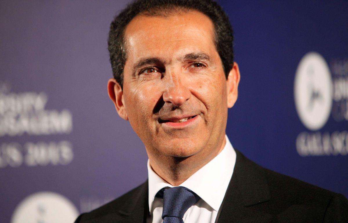Patrick Drahi, troisième fortune de France selon Forbes Magazine – Thibault Camus/AP/SIPA