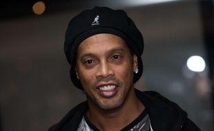Ronaldinho, l'homme qui a passé plus de temps en boite de nuit qu'au Parc des Princes.