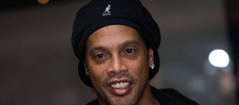 L'ancien Blaugrana Ronaldinho