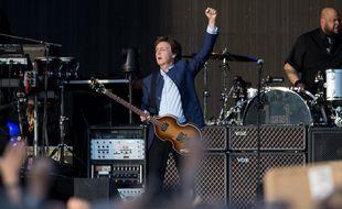 L'ancien Beatles, Paul McCartney
