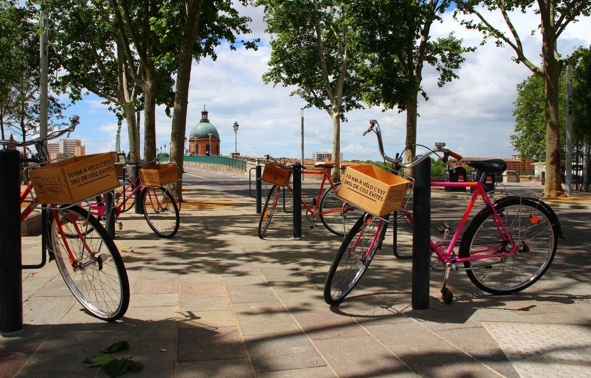 L'association Cycles-Re va créer un atelier d'insertion qui réalisera des bicyclettes à partir des vélos mis au rebut. – Kamel Secraoui