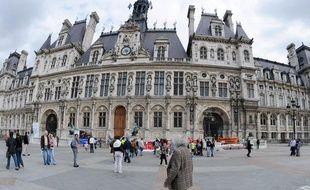 Hotel de Ville de Paris.