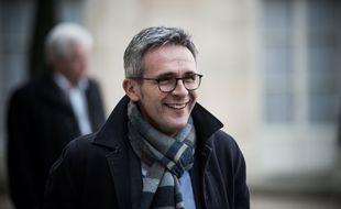 Stéphane Troussel, à la tête du département de Seine-Saint-Denis.