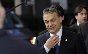 Le parlement hongrois doit voter lundi une nouvelle loi controversée sur la procédure électorale, taillée sur mesure selon ses détracteurs pour permettre au Premier ministre Viktor Orban de gagner les prochaines élections en 2014.
