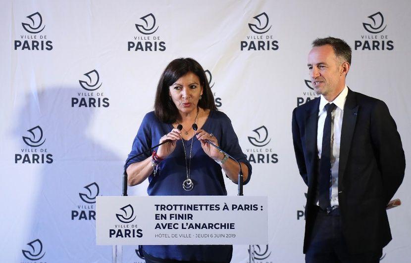 La dette de Paris s'élève à 5,9 milliards d'euros fin 2019, en baisse