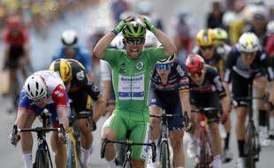 Cavendish ne croit lui-même pas à cette nouvelle victoire sur le Tour.