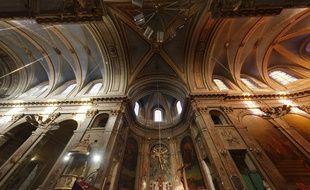 Notre Dame de la Daurade, à Toulouse.