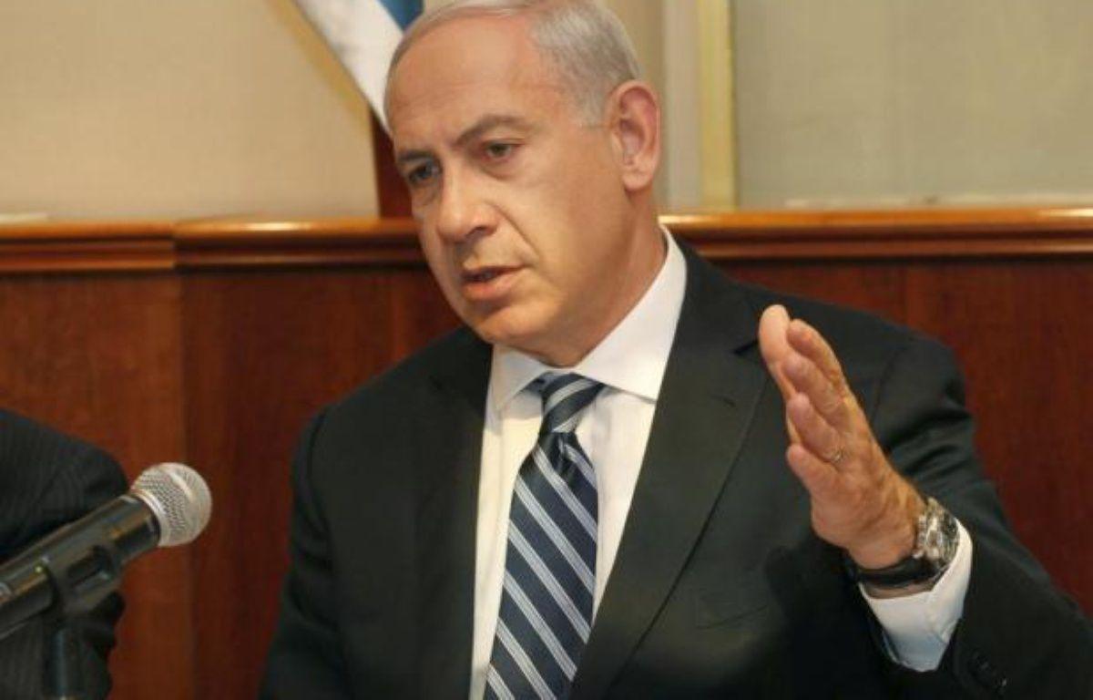 Israël appréhendait lundi une remise en cause du traité de paix avec l'Egypte, après l'élection à la présidence de l'islamiste Mohamed Morsi, mais s'inquiétait d'abord de la dégradation de la situation à la frontière. – Gali Tibbon afp.com