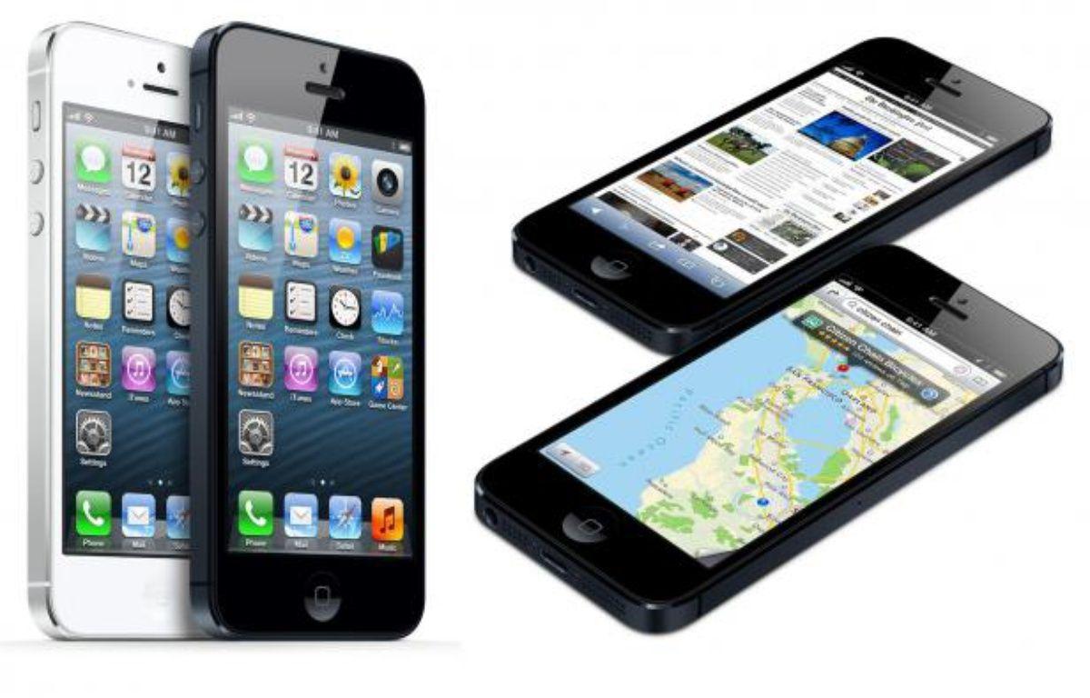 L'iPhone 5 a été présenté par Apple le 12 septembre 2012. – DR
