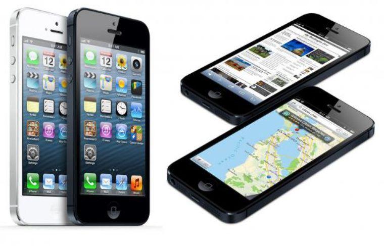 L'iPhone 5 a été présenté par Apple le 12 septembre 2012.