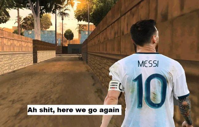 Copa América: «Apaisé» mais «perdu sur le terrain», comment Messi a changé depuis son retour avec l'Argentine