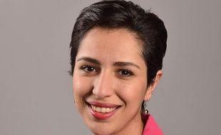 Sarah El Haïry,la présidente du Modem 44.