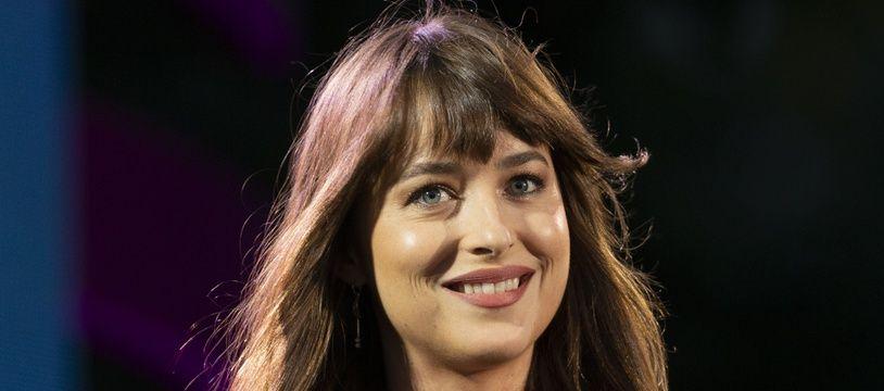L'actrice Dakota Johnson