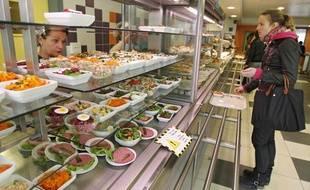 Le restaurant universitaire de la faculté de Droit à Lille
