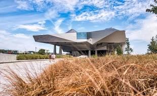 Le Musée des confluences.