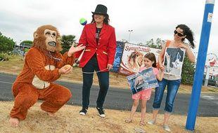 Les opposants au cirque dénoncent les privations de liberté des animaux.