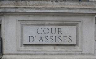 Cour d'Assises. (Illustration)