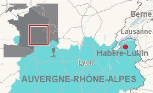 La montre a été volée lors d'une rafle qui a eu lieu en 1943 à Habère-Lullin en Haute-Savoie
