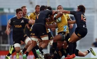 Un match de Super Rugby