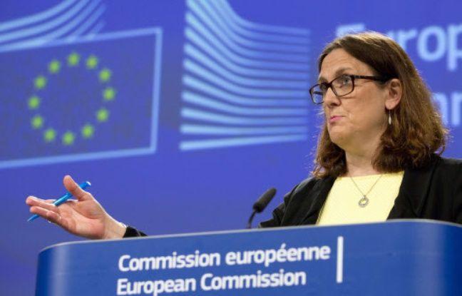 Guerre commerciale: L'UE porte plainte contre les Etats-Unis et la Chine