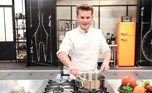 """Mathieu a été éliminé de """"Top Chef"""". ."""