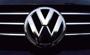 Illustration Volkswagen.
