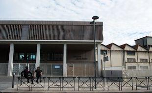 Le collège Rosa Parks de Marseille.